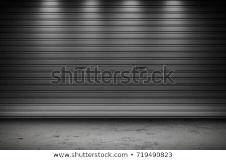 stedelijke · deur · nieuwe · schone · stad - stockfoto © nito