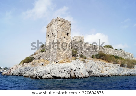 St Peter's castle Stock photo © magraphics