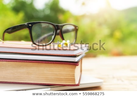 Reading Glasses and Work Papers Stock photo © fouroaks
