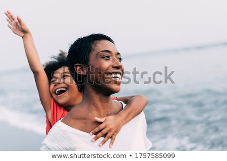 parents hold the child stock photo © Paha_L