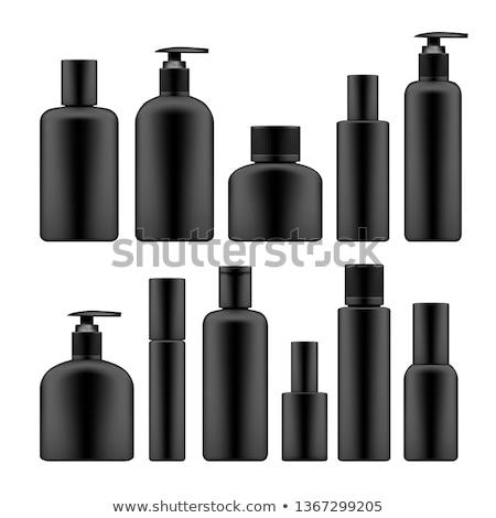 黒 · 靴 · 孤立した · 白 · 女の子 · 革 - ストックフォト © stocksnapper