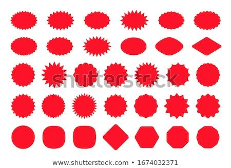 coloré · boutons · modernes · vecteur · transparent · ombres - photo stock © bluering