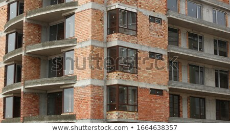 A newly built tall building Stock photo © bluering