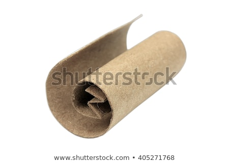 Tobacco with filter tip and paper stock photo © berczy04