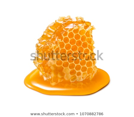 A nido d'ape miele piatto rustico stile alimentare Foto d'archivio © OleksandrO