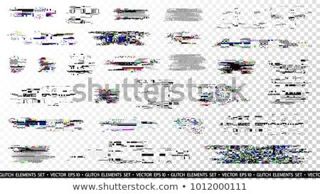 glitch error wallpaper background Stock photo © SArts