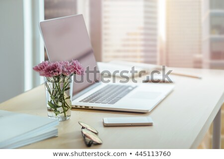 Finances - shallow dof  Stock photo © danielgilbey