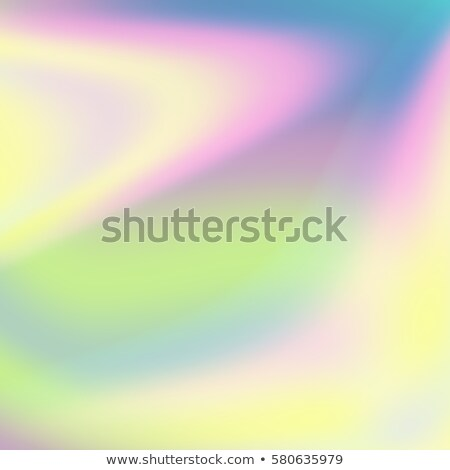 Fluid Iridescent Multicolored Vector Background. Good For Banner, Poster, Brochure. Spectrum Colors Stock photo © pikepicture