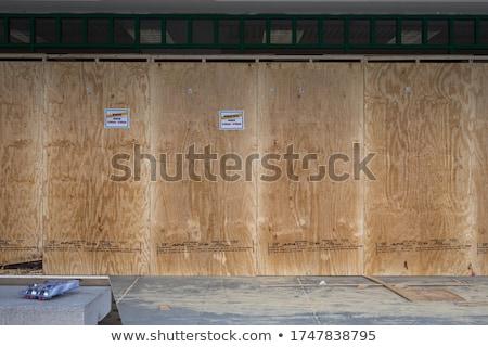 straat · rel · vector · illustratie - stockfoto © lenm