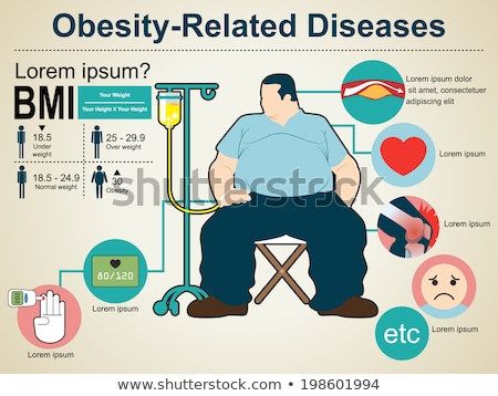 Diabetes info  Stock photo © Tefi