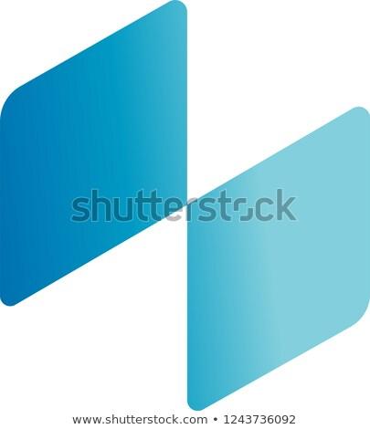 обмена монетами логотип рынке эмблема бизнеса Сток-фото © tashatuvango