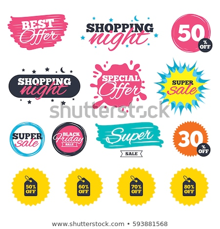 Best Sale, 70 Percent Off Price Reduction Discount Stock photo © robuart