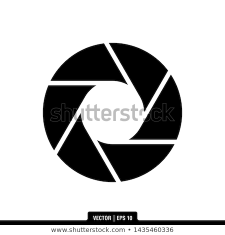 Abstract aperture Stock photo © antkevyv