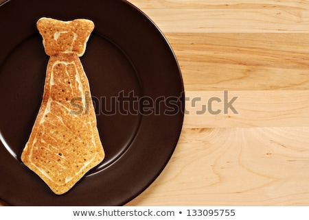Breakfast on fathers day Stock photo © pressmaster