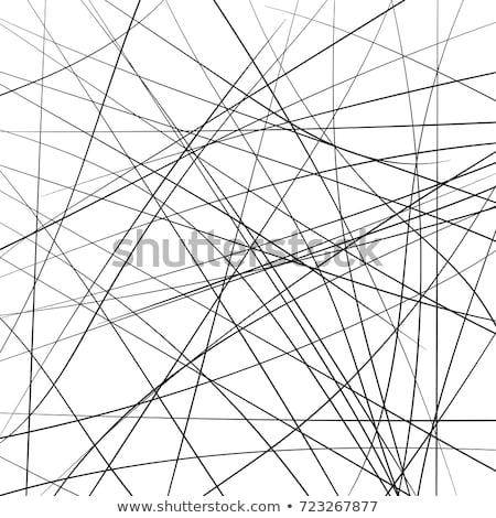 Caótico tiras abstrato textura luz projeto Foto stock © Oksvik