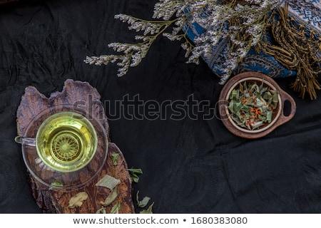 oriental teapot Stock photo © zkruger