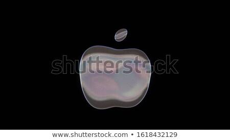 apple transparent fruit soap stock photo © ruslanomega