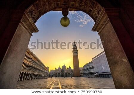 San Macro Church, Venice's Duomo ,Venezia Italy Stock photo © vichie81