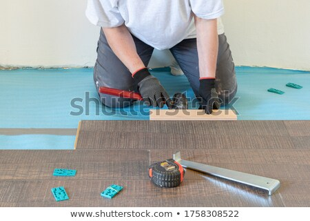 Floor fitter Stock photo © photography33