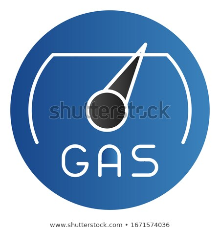 Gas Gouge Stock photo © cboswell