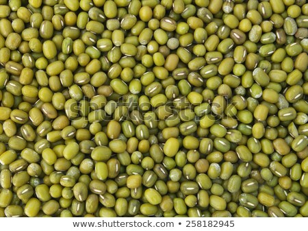 Background with mung beans Stock photo © Zerbor