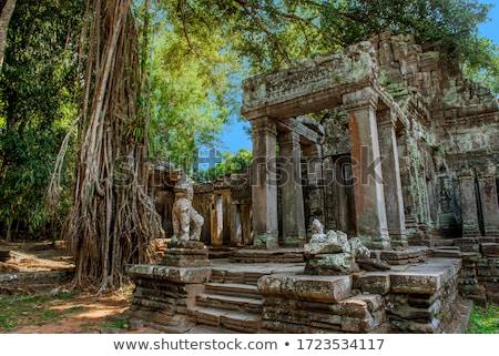 Preah Khan Temple. Stock photo © tuulijumala
