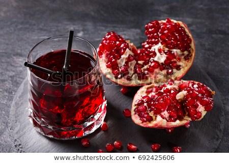 ízléses gyümölcs piros egészséges étel étel természet Stock fotó © carenas1