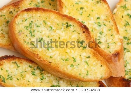 гвоздика · свежие · чеснока · белый · продовольствие · растительное - Сток-фото © raphotos