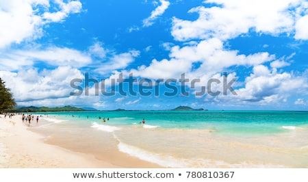 Kailua Beach Stock photo © LAMeeks