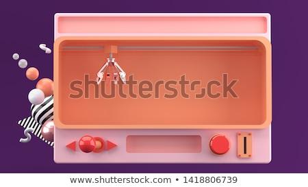 успех отображения торговый автомат машина цель Сток-фото © tashatuvango