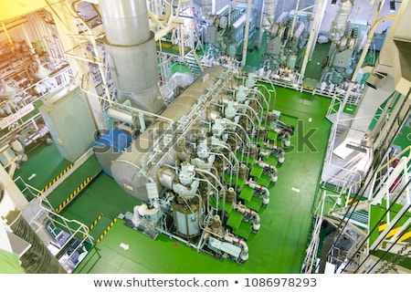 Engine room Stock photo © gemenacom