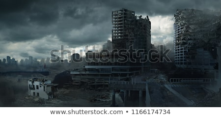 Destroy And Demolish Stock photo © Lightsource