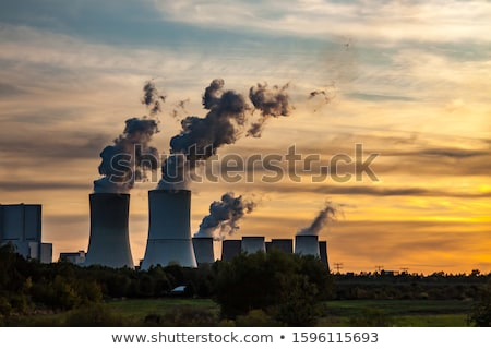 environmental pollution and global warming stock photo © compuinfoto