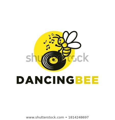 Dancing Bumblebee Stock photo © derocz