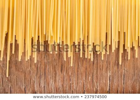 spaghetti posted on the a row  Stock photo © OleksandrO
