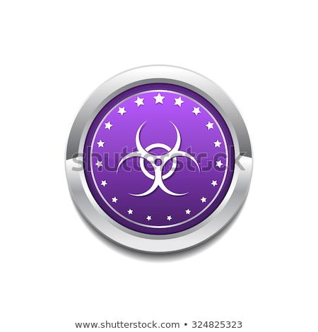 ストックフォト: にログイン · 紫色 · ベクトル · アイコン · ボタン · インターネット