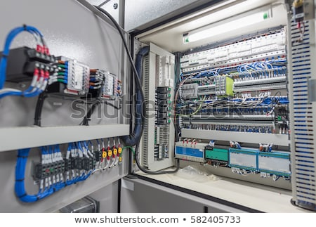 electric industry stock photo © lightsource