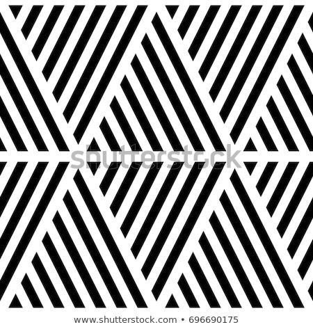 grid grille background with rhomboids Stock photo © mayboro1964