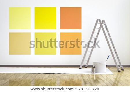 house with six different colors stock photo © bluering