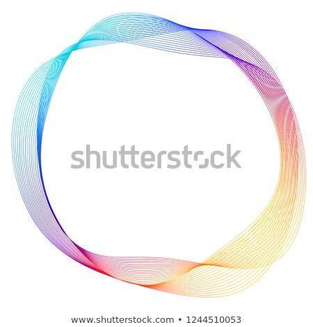 Рио · красочный · кольцами · дизайна · спорт · играх - Сток-фото © creativika