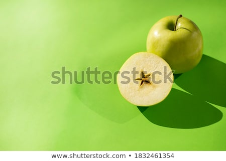 star-shaped apple pieces Stock photo © Digifoodstock