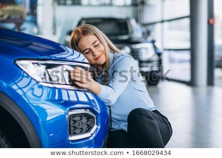 vector · mooie · vrouw · hand · heup · aantrekkelijk · jonge · vrouw - stockfoto © rogistok