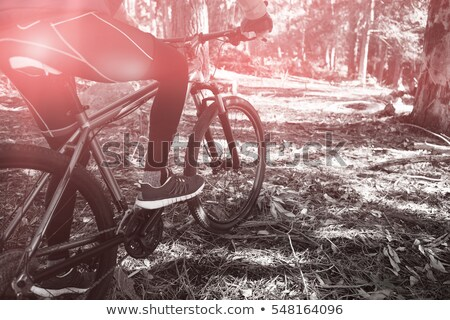 alacsony · részleg · férfi · hegy · motoros · lovaglás - stock fotó © wavebreak_media