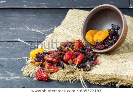 mixed dry berry fruit Stock photo © M-studio