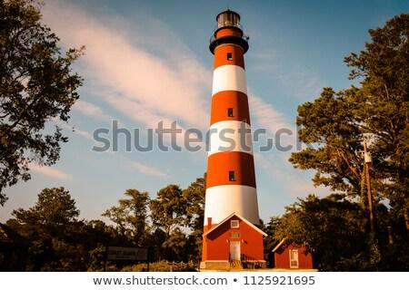 Assateague Lighthouse Stock photo © benkrut