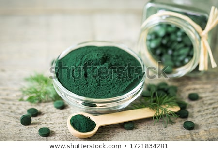 Spirulina Stock photo © Lightsource