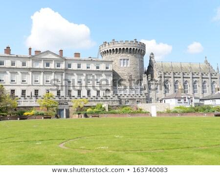 Lemez torony Dublin Írország kápolna királyi Stock fotó © borisb17