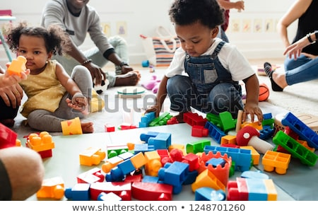 Child care Stock photo © pressmaster
