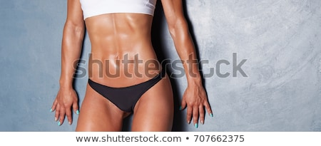 Woman's Abs Stock photo © cardmaverick2