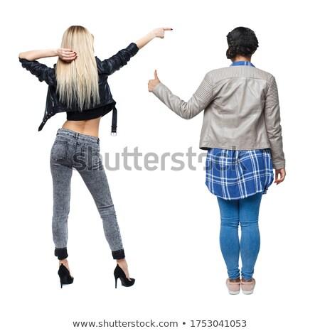 woman`s backside Stock photo © Paha_L